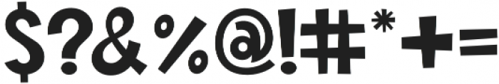 Nincompoop otf (400) Font OTHER CHARS