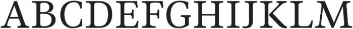 Ninfa Serif otf (400) Font UPPERCASE