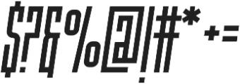 Ninova otf (400) Font OTHER CHARS