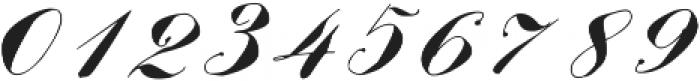 Nistiver Black otf (900) Font OTHER CHARS