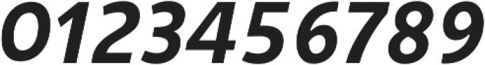 Niva Medium-Italic_Condensed otf (500) Font OTHER CHARS