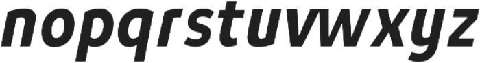 Niva Medium-Italic_Condensed otf (500) Font LOWERCASE