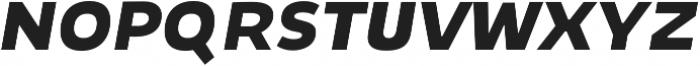 Niva SmallCaps Bold-Italic otf (700) Font LOWERCASE