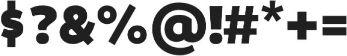 Niva SmallCaps ExtraBlack otf (900) Font OTHER CHARS