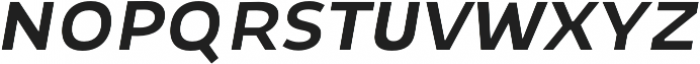 Niva SmallCaps Italic otf (400) Font LOWERCASE