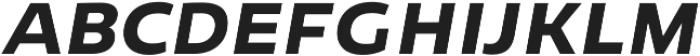 Niva SmallCaps Medium-Italic otf (500) Font LOWERCASE