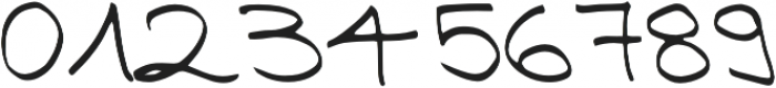 Nizary Thin otf (100) Font OTHER CHARS