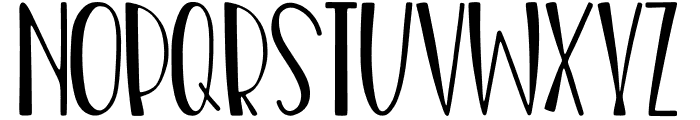 Nias Bird Font LOWERCASE