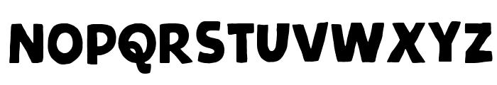 NicknameDEMO Font LOWERCASE