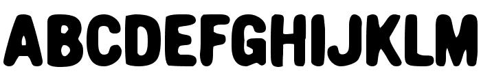 Nicotine Font LOWERCASE