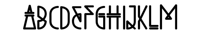 Niewe-Bold Font UPPERCASE