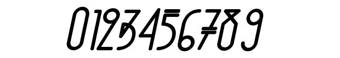 Niewe-BoldItalic Font OTHER CHARS