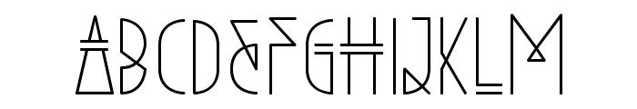 Niewe-Regular Font UPPERCASE