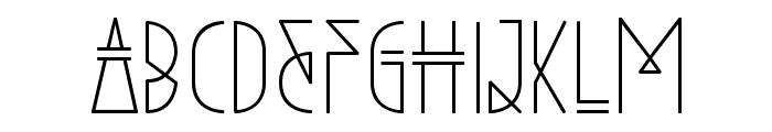 Niewe-Regular Font LOWERCASE