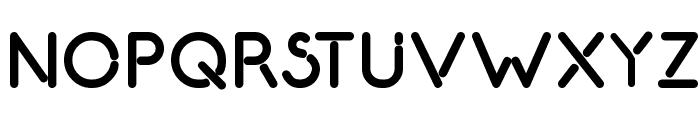 NightClubSeventy-Bold Font UPPERCASE
