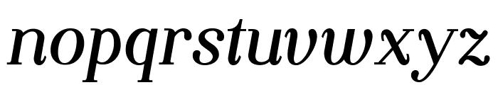 NightStillComes-BoldItalic Font LOWERCASE