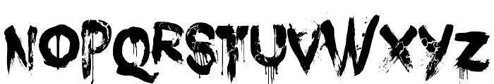 Nightbird Font UPPERCASE