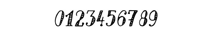 NikolaidisHand Font OTHER CHARS