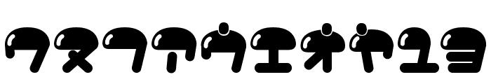Nikukyu Font OTHER CHARS