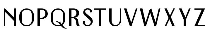 Nikwasi Font UPPERCASE