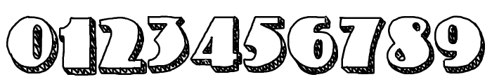 NineteenOhFive Font OTHER CHARS