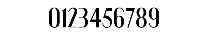 Nizza Regular Font OTHER CHARS