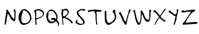 nihat Font UPPERCASE