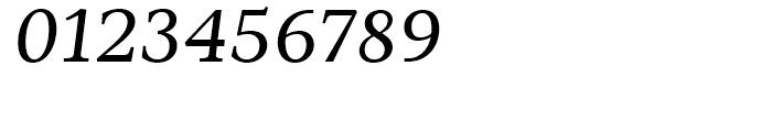 Ninfa Serif Italic Font OTHER CHARS