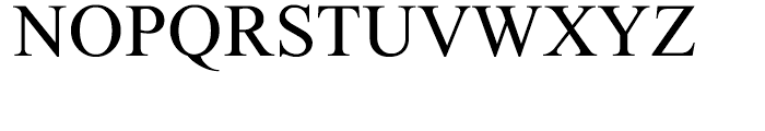 Nisha Medium Font UPPERCASE