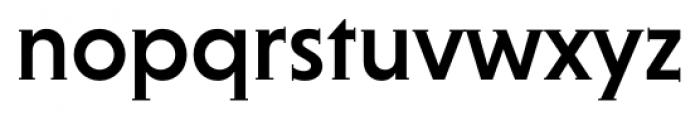 Niveau Serif Medium Font LOWERCASE