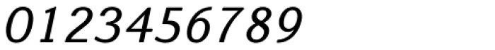 Nic Medium Italic Rounded Font OTHER CHARS