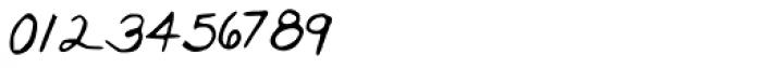 Nicki Font OTHER CHARS