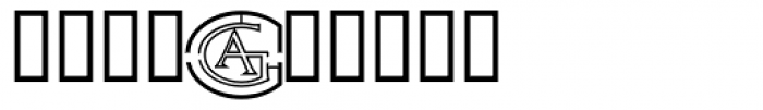 Nicodemus Font OTHER CHARS
