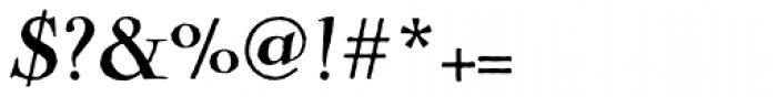 Nicolas Cochin Antique D Black Font OTHER CHARS