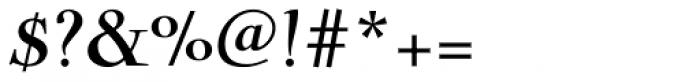 Nicolas Cochin Pro Black Font OTHER CHARS