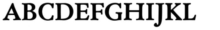 Nicolas Jenson SG ExtraBold Font UPPERCASE