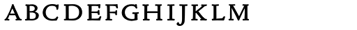 Nicolas Jenson SG Regular Petite Caps Font LOWERCASE