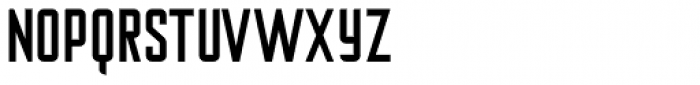Nicotine Jazz Font UPPERCASE
