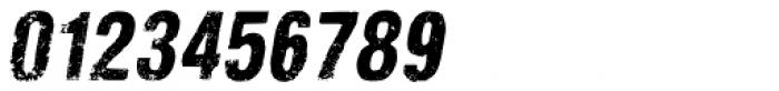 Nidex Italic Font OTHER CHARS