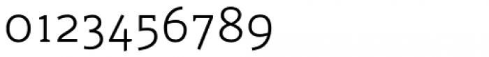 Night Serif Light Font OTHER CHARS