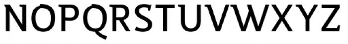 Night Serif Medium Font UPPERCASE