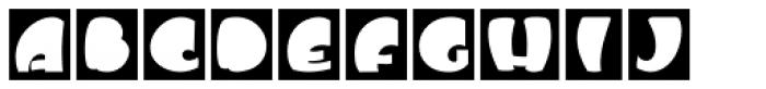 Nightowl JNL Font UPPERCASE