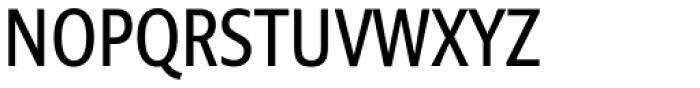 Niko Extra Condensed Medium Font UPPERCASE