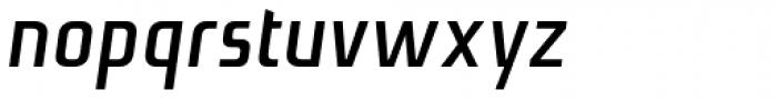Niks Bold Italic Font LOWERCASE
