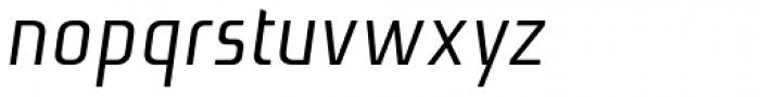 Niks Italic Font LOWERCASE