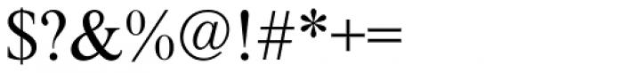 Nimbus Roman No 9 Font OTHER CHARS