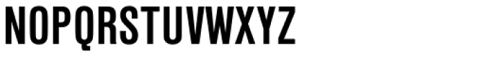 Nimbus Sans D Cond Bold Font UPPERCASE