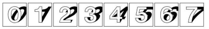 Nimbus Sans D Initials Bold Font OTHER CHARS