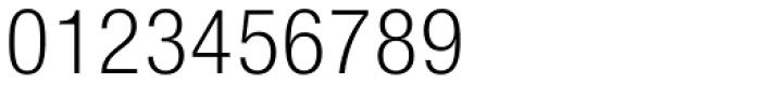 Nimbus Sans L Cond Light Font OTHER CHARS