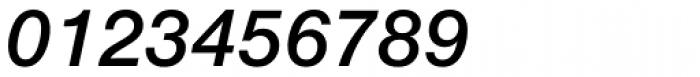 Nimbus Sans ME Demi Italic Font OTHER CHARS